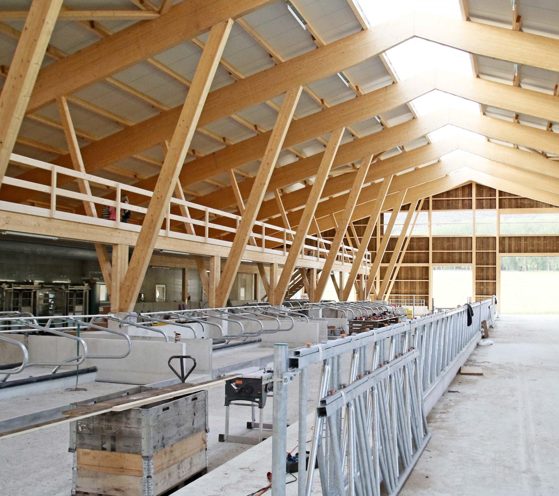 Paneles para Instalaciones Agropecuarias