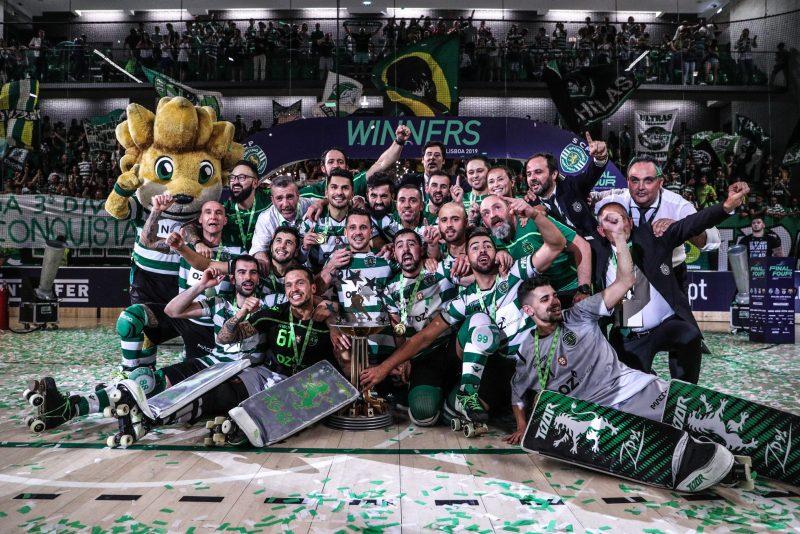 Sporting sagra-se Campeão Europeu de Hóquei em Patins